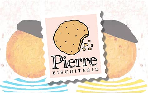 Bouton Pierre Biscuiterie