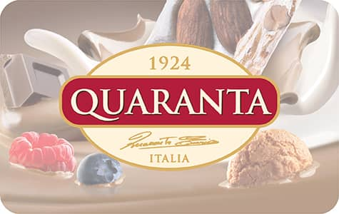 Bouton Quaranta