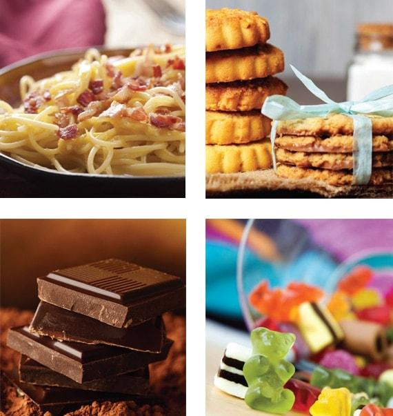 chocolat produits fins biscuits confiserie