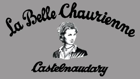 La Belle Chaurienne Castelnaudary logo