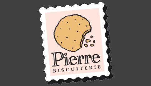 Pierre Biscuiterie logo