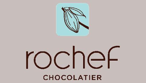 Rochef Chocolatier logo