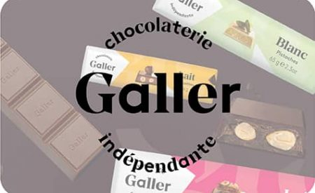 Bouton Chocolaterie Indépendante Galler