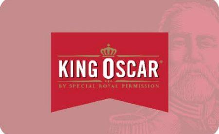 Bouton King Oscar