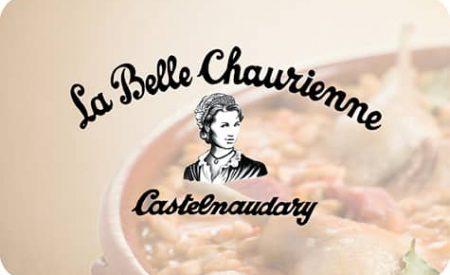 Bouton La Belle Chaurienne Castelnaudary