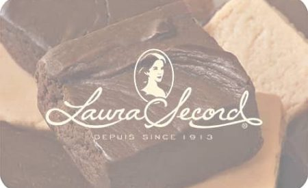 Bouton Laura Secord