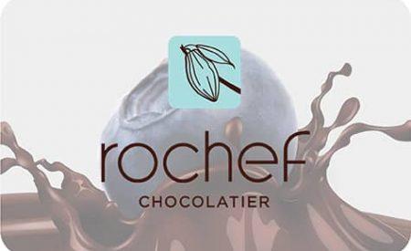 Bouton Chocolatier Rochef
