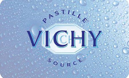 Bouton Pastille Vichy